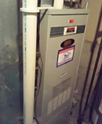 Sun Prairie, WI - Furnace repair. Heil unit.