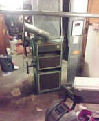 Middleton, WI - Furnace inspection.  Carrier furnace