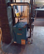Stoughton, WI - Boiler cleaningand maintenance.  Crown system