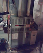 Middleton, WI - Furnace maintenance. And cleaning