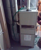 Waunakee, WI - Carrier furnace maintenance and cleaning