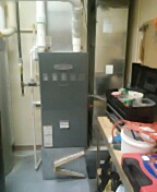Stoughton, WI - Furnace clean and services. Armstrong furnace.