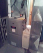 Middleton, WI - Furnace clean and tune. Heil. Unit.