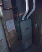 Oregon, WI - Service and cleaning Trane furnace