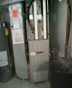 Madison, WI - Furnace and Ac cleaning.Trane units.