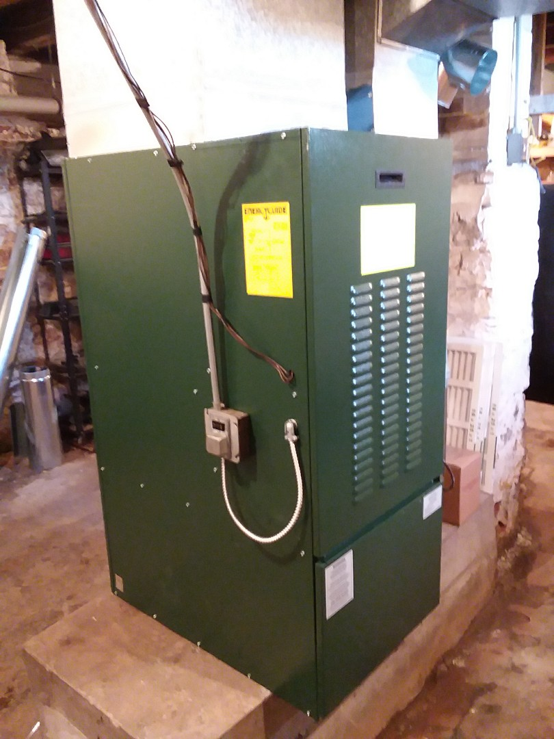 Mount Horeb, WI - Centennial furnace installation