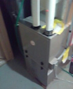 Waunakee, WI - Furnace cleaning and maintenance. Payne unit.