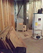 Waunakee, WI - Furnace service and repair. Bryant unit.