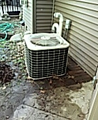 Madison, WI - Bryant Ac cleaning and maintenance.
