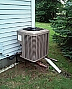 Cottage Grove, WI - Furnace and ac cleaning. Guardian/York unit