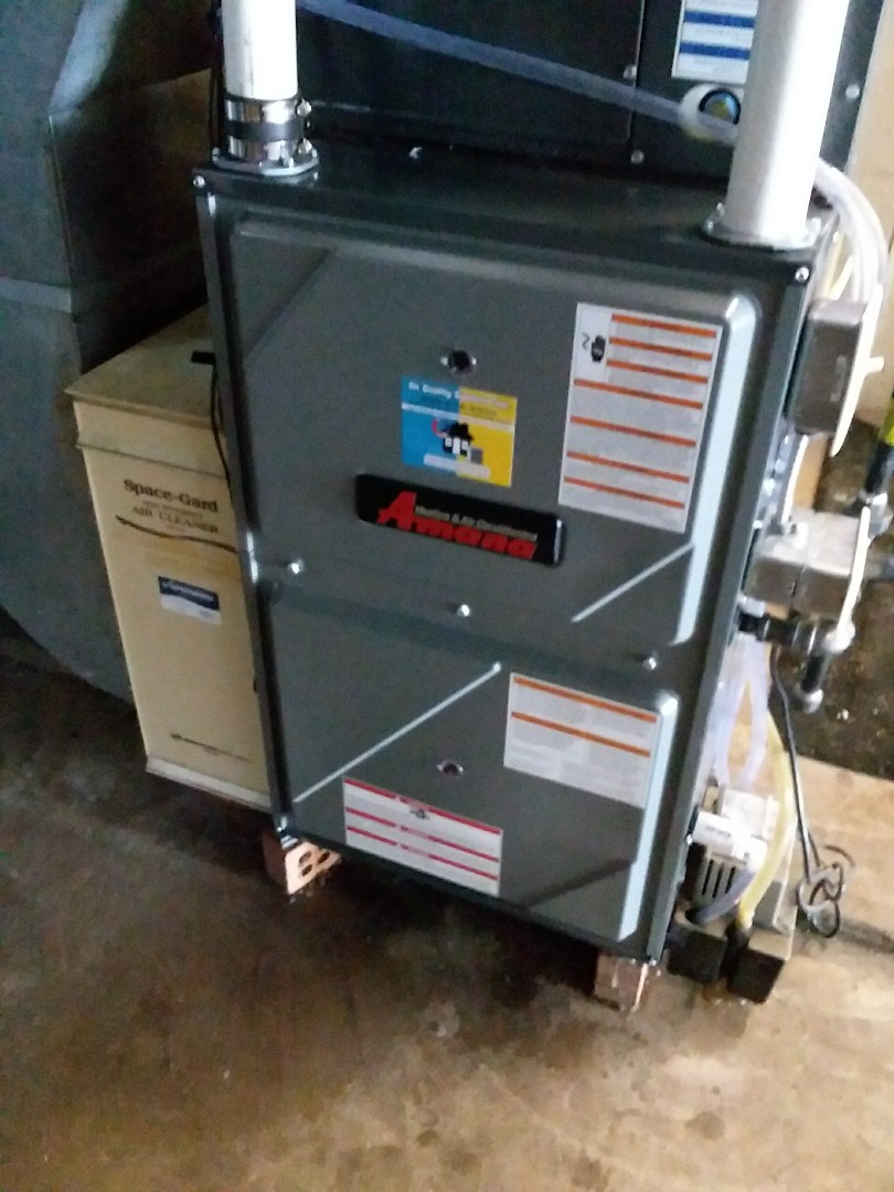 Madison, WI - Amana furnace installation and air conditioner installation