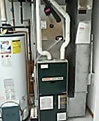 Madison, WI - Trane furnace cleaning andservice.