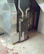 Madison, WI - Trane furnace cleaning and services p.