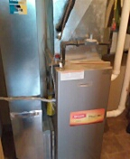 Madison, WI - Bryant furnace cleaning and tuneup.