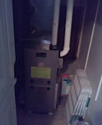 Madison, WI - Furnace install. Payne unit.