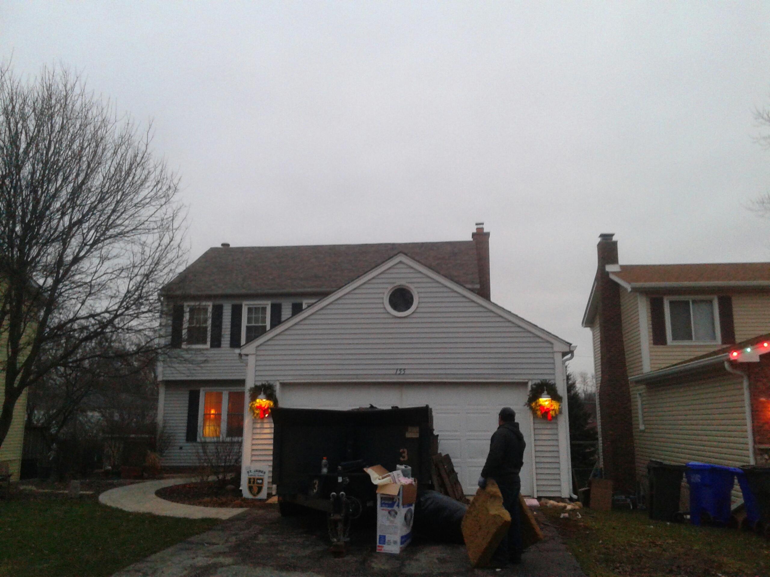 Glen Ellyn, IL - Glen Ellyn Roof