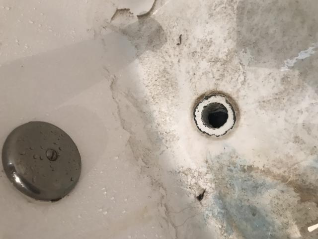 Orange, CA - 1.) Clean and cleared shower/tub drain.