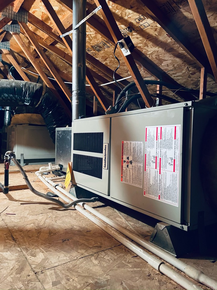 Simi Valley, CA - Complete 4ton air conditioning system replacement with coil and furnace