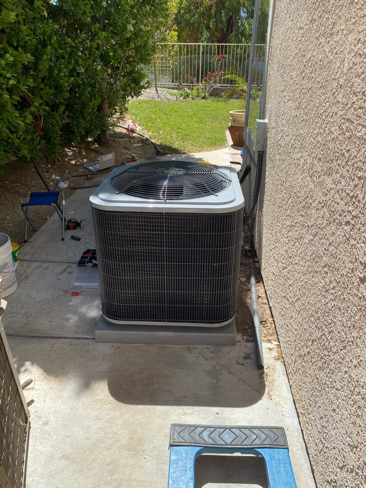Santa Clarita, CA - Complete Day N Night A/C system replacement