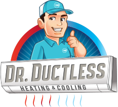 Dr. Ductless Heating & Cooling
