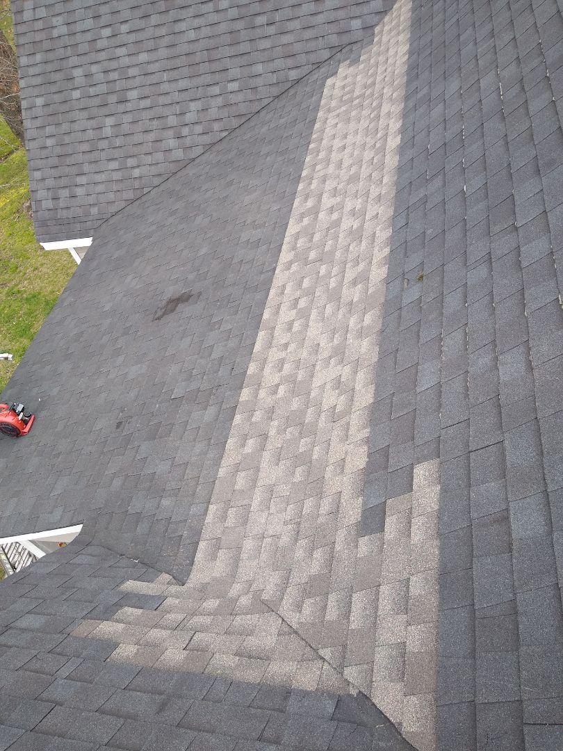 Moyock, NC - Roof repair