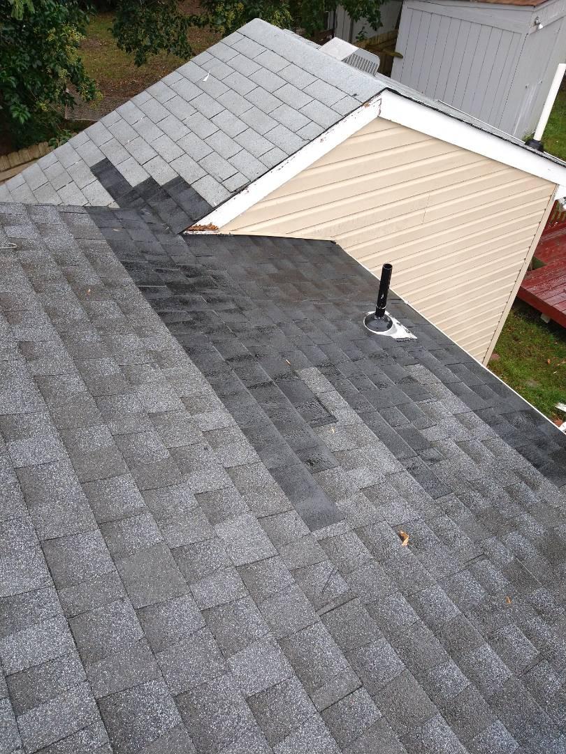 Virginia Beach, VA - Roof repair