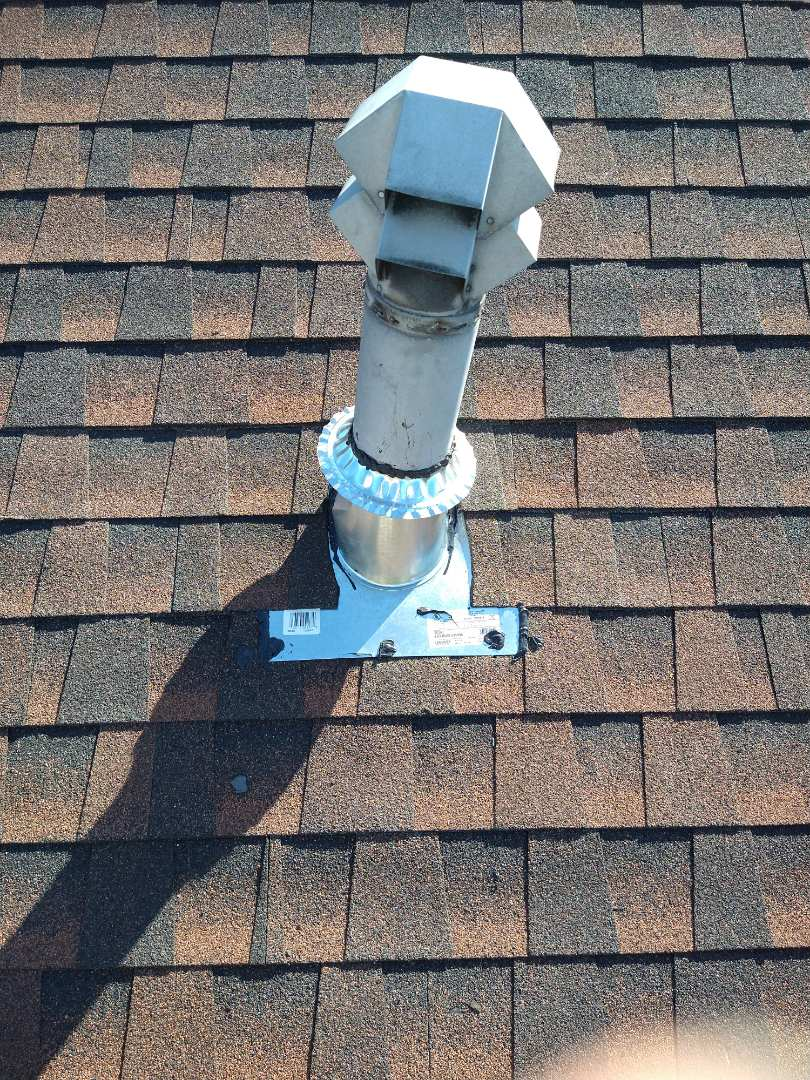 Norfolk, VA - Replacement of pipe collar and shingles