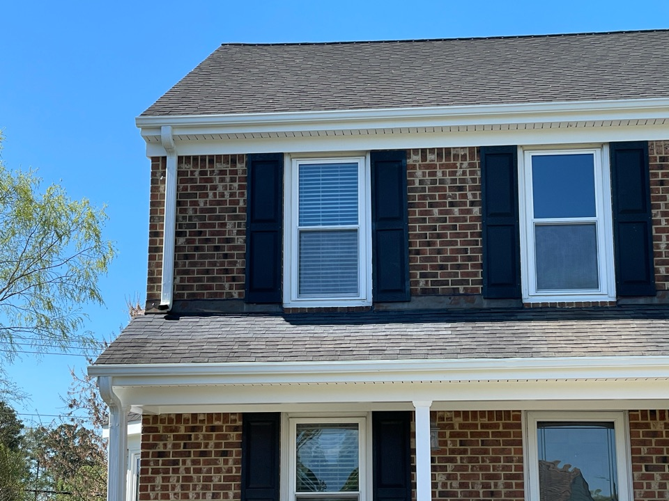 Chesapeake, VA - Just completed a roof repair