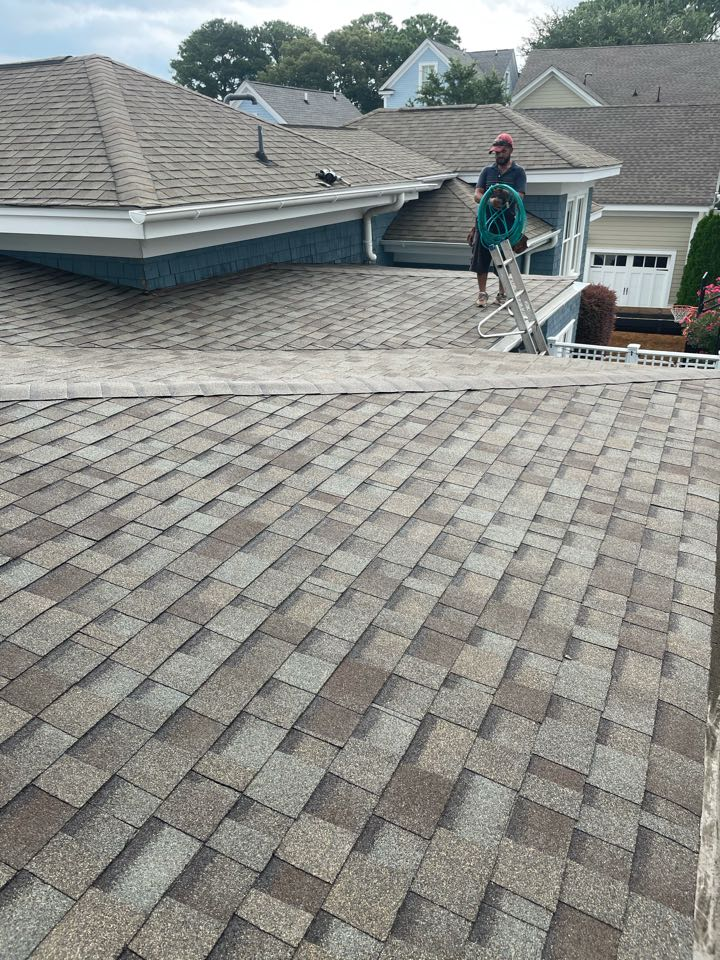 Norfolk, VA - Just completed doing a complete roof repair