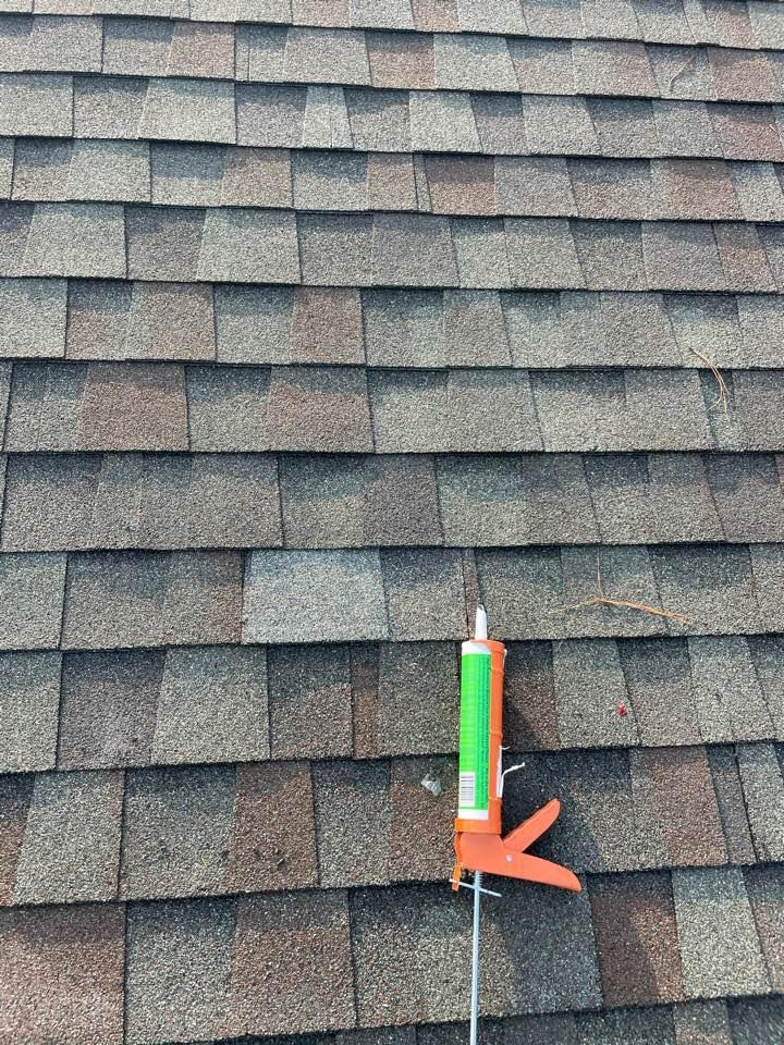 Chesapeake, VA - Just did a roof repair