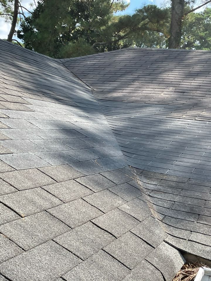 Norfolk, VA - Just completed a roof repair