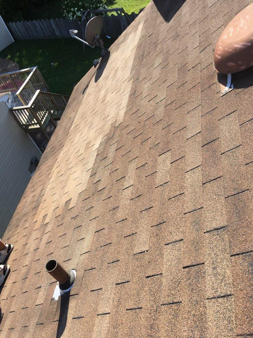 Virginia Beach, VA - Roof repair, and pipe flashing replace