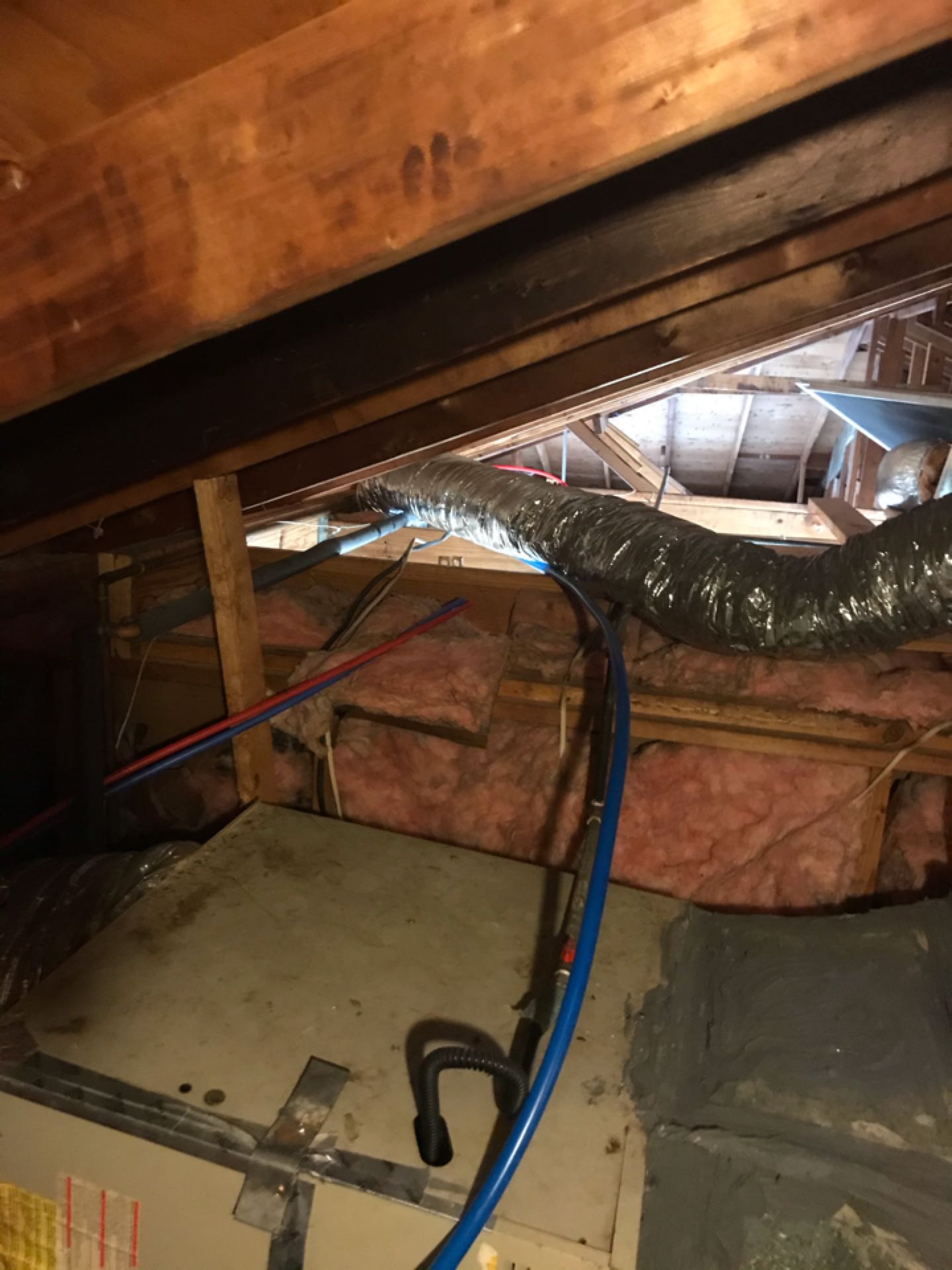 Houston, TX - Whole house repipe I'm flooded home from recent freeze. Cypress area. Free assessment
