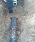 Memphis, TN - Water line connection hook up