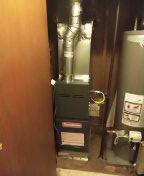 Memphis, TN - Installing a 3 ton furnace