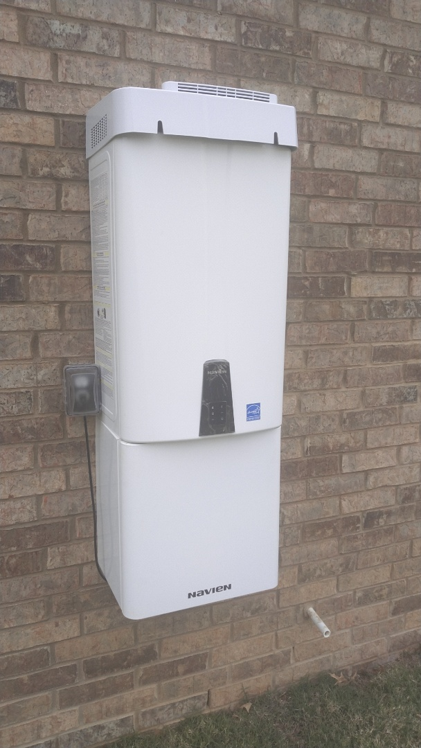Trouble shooting a 80 gal water heater