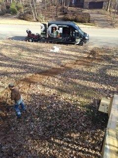 Memphis, TN - Replacing water service