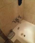 Southaven, MS - Installed tub stem
