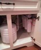 Senatobia, MS - Install kitchen sink and filter system
