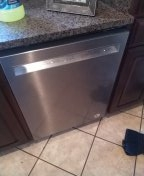 Grenada, MS - Install dishwasher