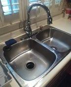 Memphis, TN - Tighten line on kitchen faucet