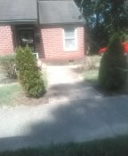 Memphis, TN - Check on gas leak on building 1438 through 1444