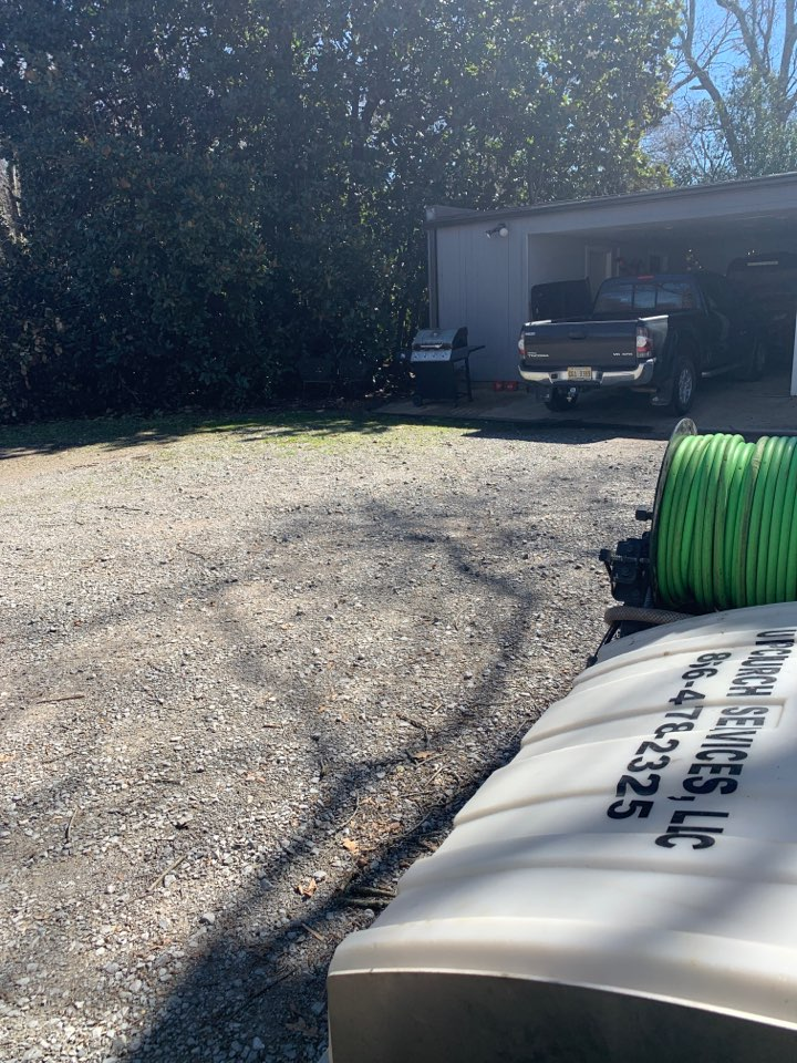 Clarksdale, MS - Unstopped main sewer line