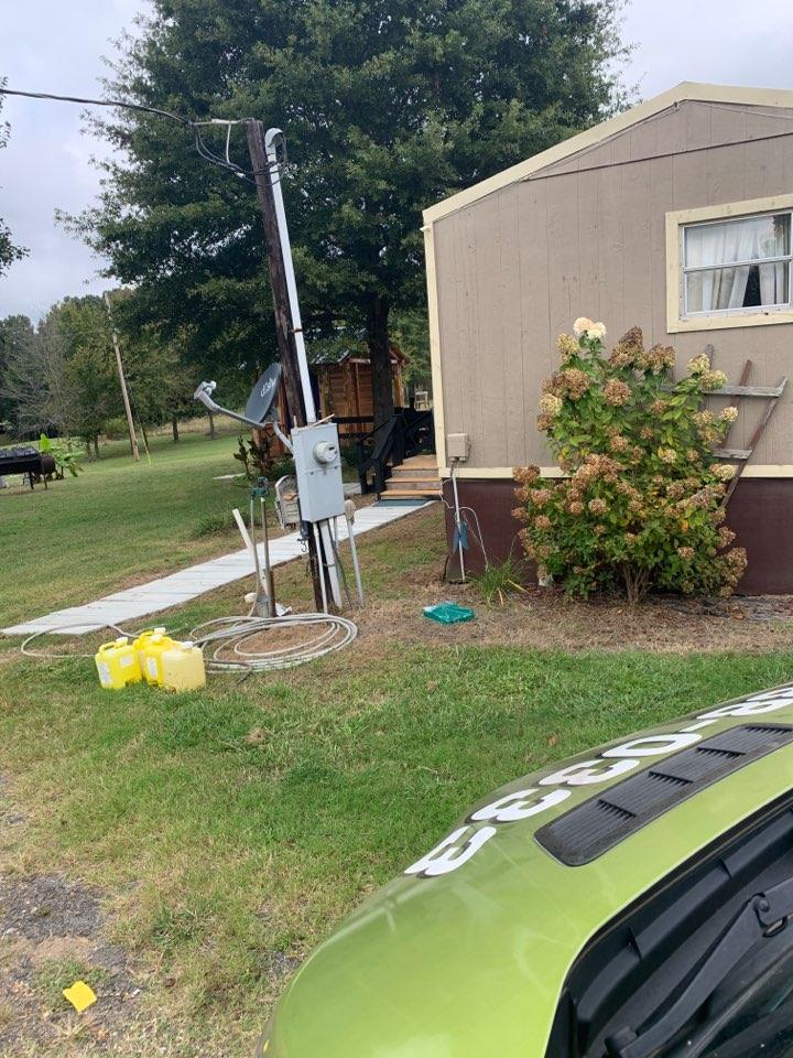 Hernando, MS - Unstopped main sewer line