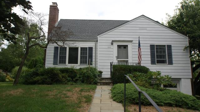 White Plains, NY - GAF Timberline HD architectural roof in Pewter Grey