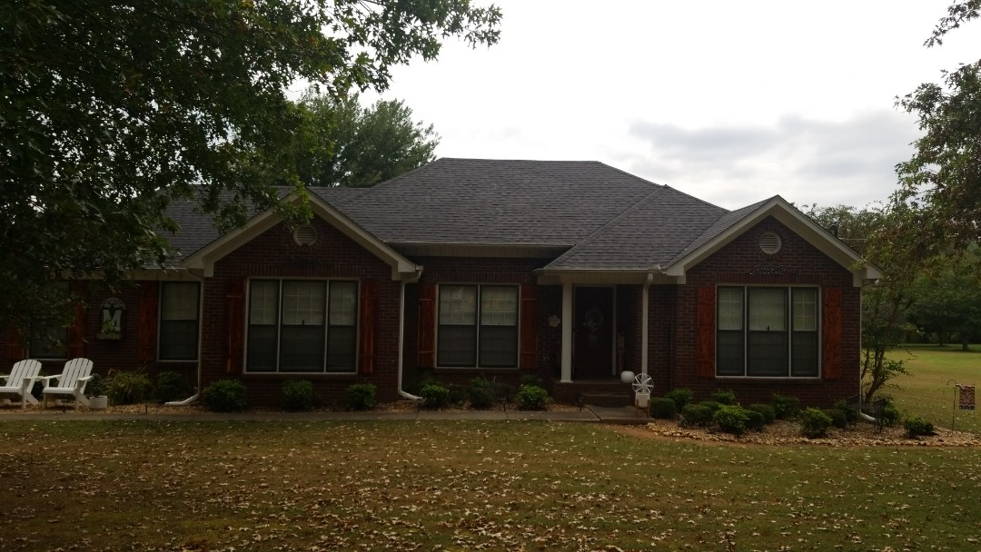 Gurley, AL - Roof replacement due to storm damage
