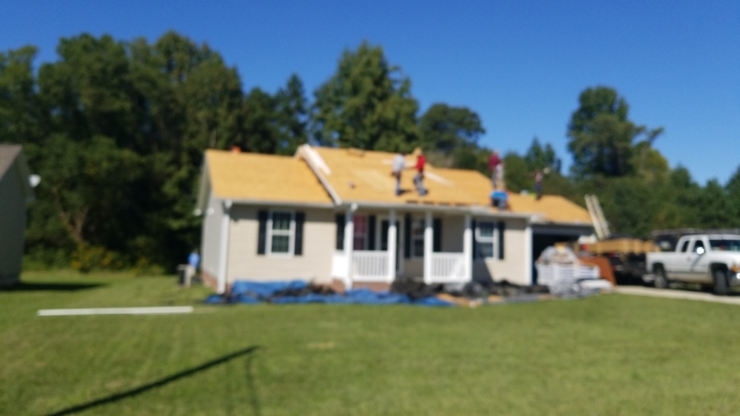 Albertville, AL - Roof replacement due to storm damage wind/hail