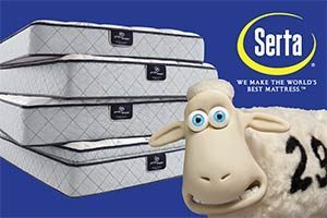 Pace, FL - Customer was looking for a comfortable king mattress and chose a Serta Perfect Sleeper mattress and foundation set.