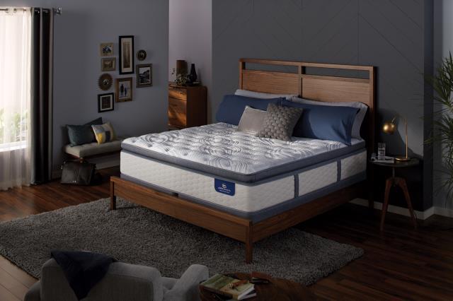 Niceville, FL - I hope you are enjoying your King Serta Perfect Sleeper Pillow Top mattress set.