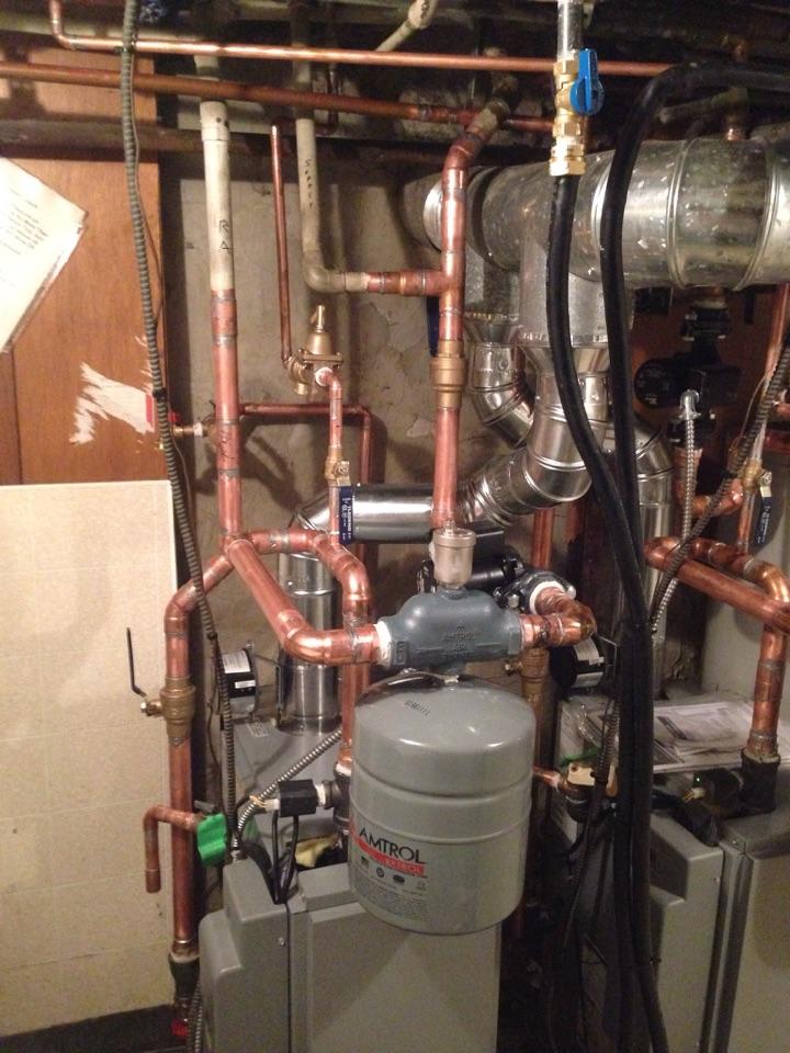 Brookhaven, PA - Heater water heater